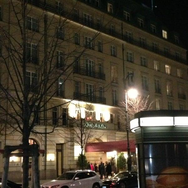 3/6/2013에 Titus K.님이 Hotel Adlon Kempinski Berlin에서 찍은 사진