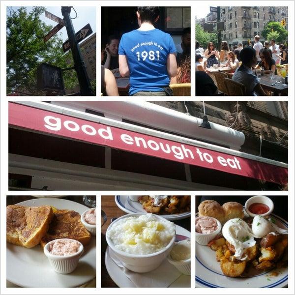 6/22/2013 tarihinde Doug K.ziyaretçi tarafından Good Enough to Eat'de çekilen fotoğraf