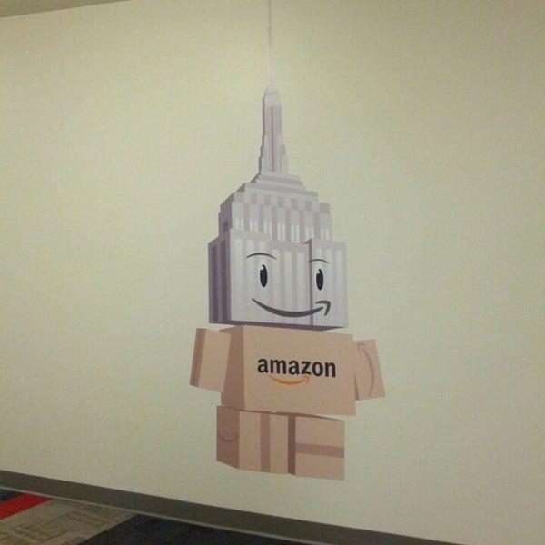 Photos at LGA-3 Amazon Office - Midtown East - New York, NY