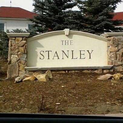 Снимок сделан в Stanley Hotel пользователем Rita B. 2/10/2013