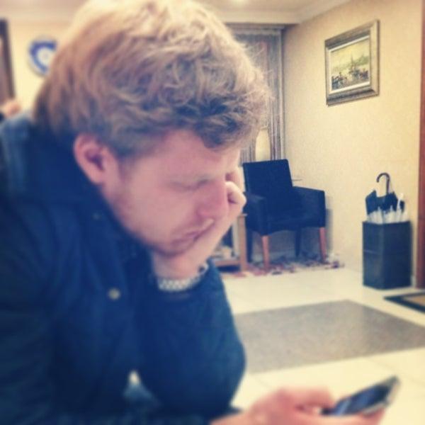 1/31/2013 tarihinde Karin О.ziyaretçi tarafından Angel's Home Hotel'de çekilen fotoğraf