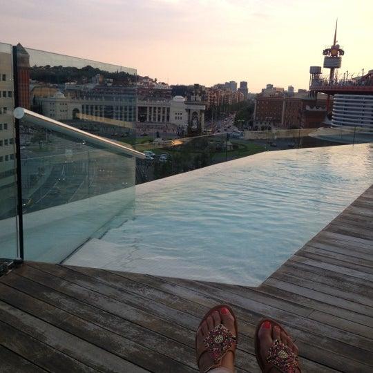 8/29/2013에 Joanna님이 Piscina B-Hotel에서 찍은 사진