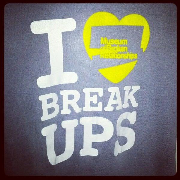 10/27/2012 tarihinde Jonathan S.ziyaretçi tarafından Muzej prekinutih veza | Museum of Broken Relationships'de çekilen fotoğraf