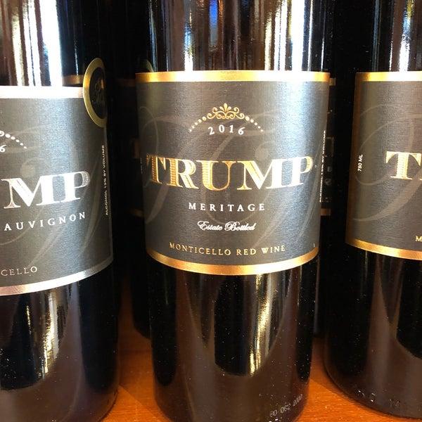 Photo prise au Trump Winery par Kent E. le12/22/2018