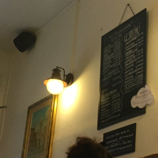 Photo taken at I' Pizzacchiere by Rasmus S. on 4/26/2017