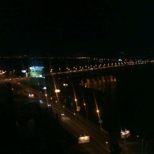 9/30/2012 tarihinde Элла Б.ziyaretçi tarafından Готель «Славутич»  / Slavutych Hotel'de çekilen fotoğraf