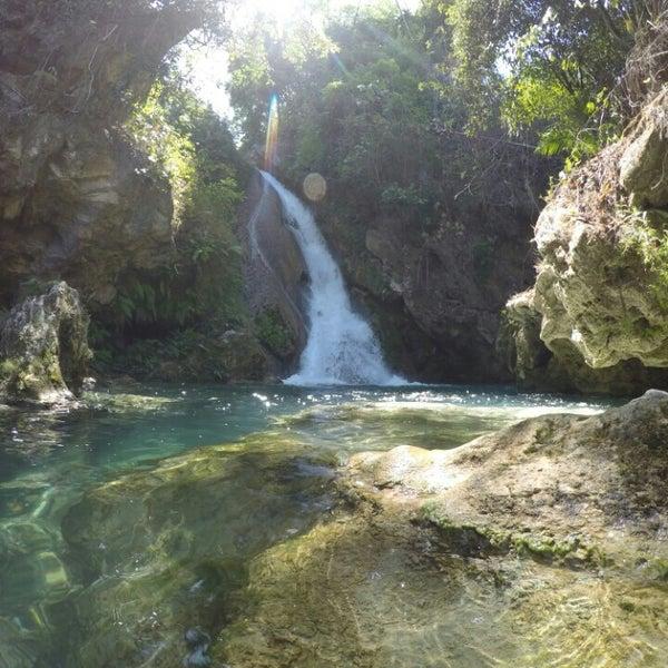 Bugnawan Falls - Ginatilan, Cebu