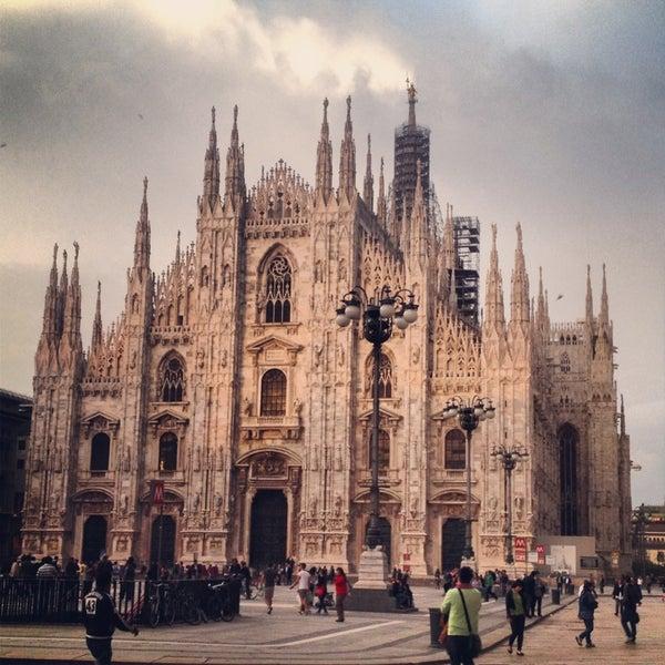 Photo prise au Dôme de Milan par Irene le5/3/2013