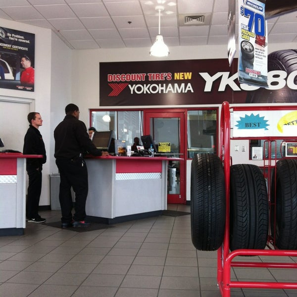 Discount Tire 5 Tips From 134 Visitors