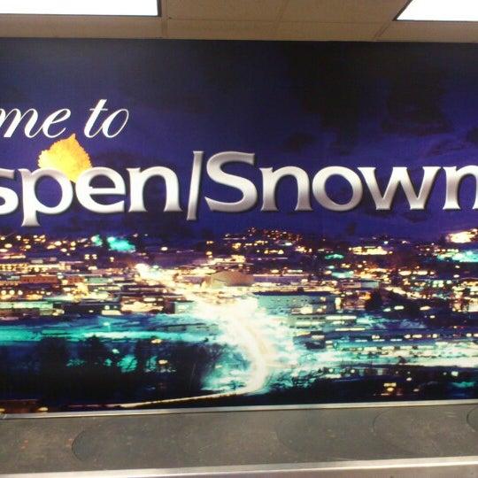 Photo prise au Aspen/Pitkin County Airport (ASE) par Oleg T. le3/1/2013