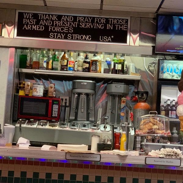 Foto tirada no(a) Rosie's Diner por Jennifer K. em 1/9/2020