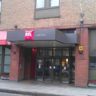 Ibis London Euston Now Closed 62 Tips