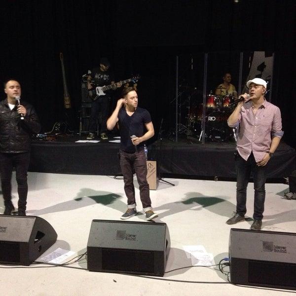 Photo prise au Pieza Estudios par Pepe R. le2/19/2014