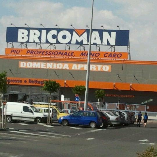 Bricoman Hardware Store In Misterbianco