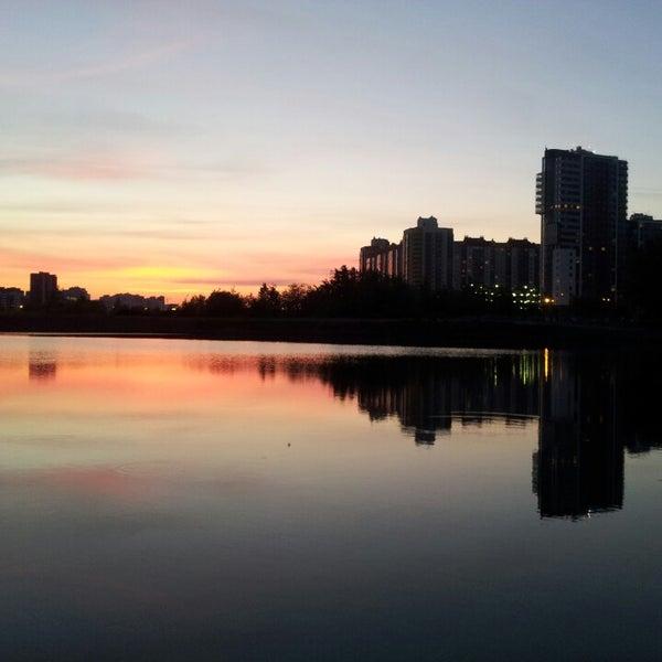 фото озеро долгое дзержинский
