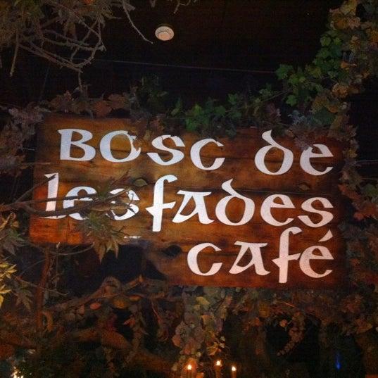 10/7/2012にMiguelがEl Bosc de les Fadesで撮った写真