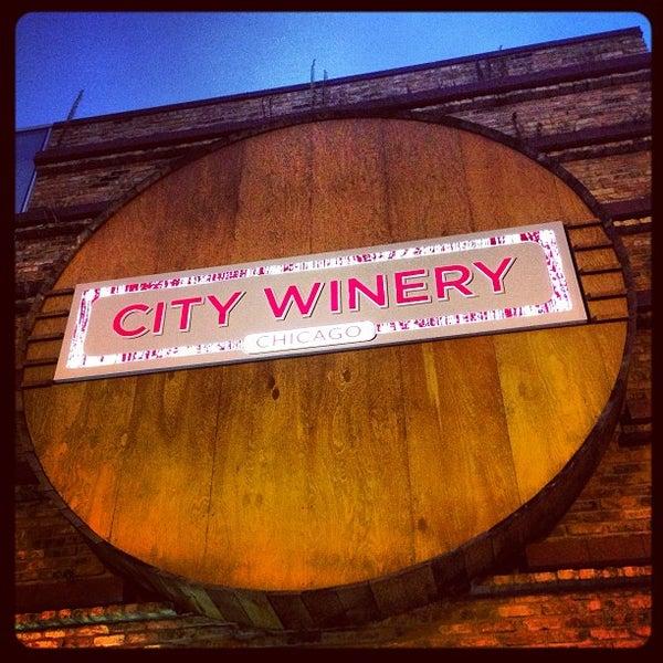 7/27/2013 tarihinde Sherri M.ziyaretçi tarafından City Winery'de çekilen fotoğraf
