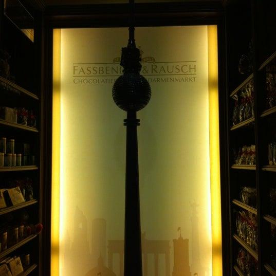Foto tomada en Rausch Schokoladenhaus por Estibaliz el 12/18/2012