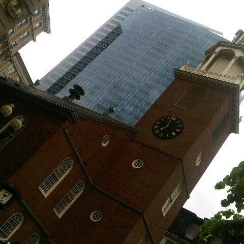 5/11/2013 tarihinde YYziyaretçi tarafından Old South Meeting House'de çekilen fotoğraf