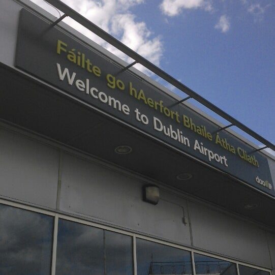 Foto tirada no(a) Aeroporto de Dublin (DUB) por Fernanda N. em 8/10/2013