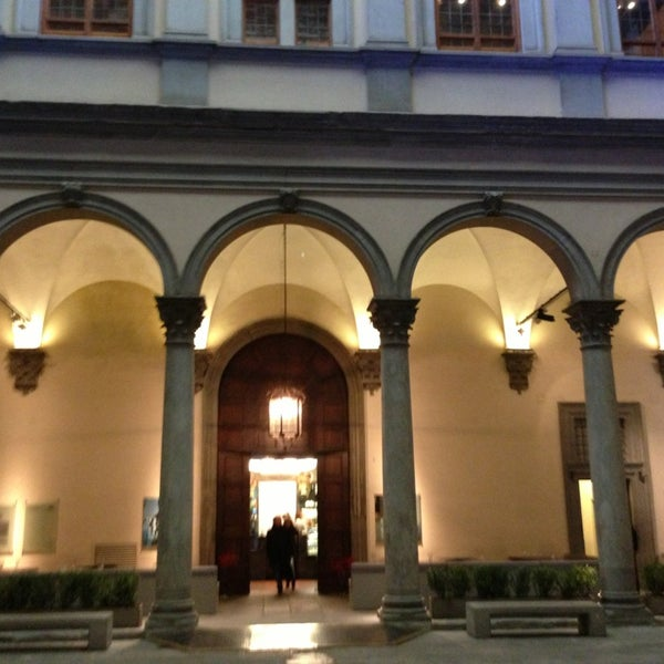 Photo prise au Palazzo Strozzi par Alessandro D. le12/23/2012
