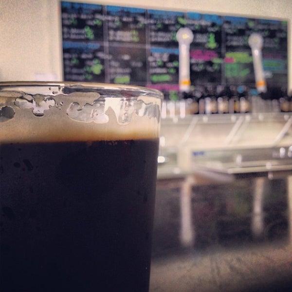8/1/2013にCalvinがBelching Beaver Breweryで撮った写真