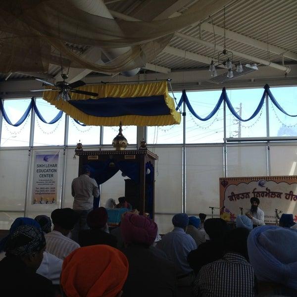Sikh Lehar Gurudwara Temple Brampton