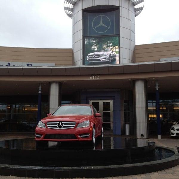 Park Place Motorcars Dallas, a Mercedes-Benz Dealer - 14 tips
