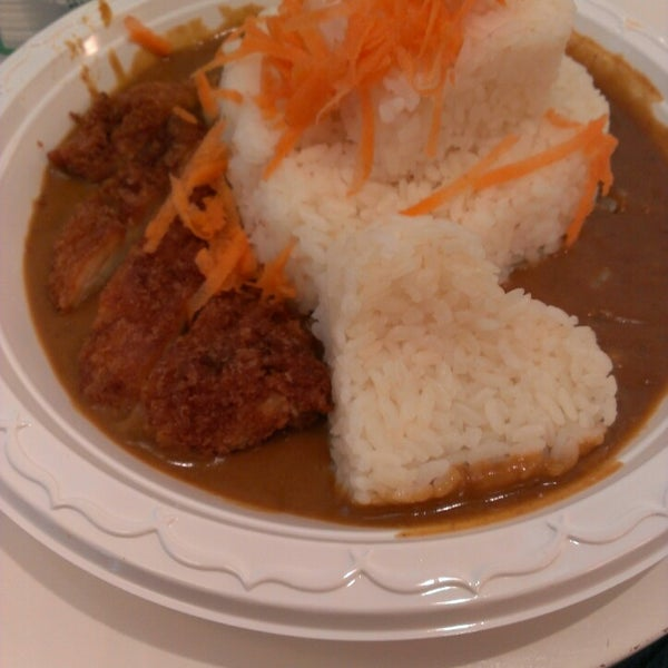 2/22/2014 tarihinde Abiodun D.ziyaretçi tarafından Maid Cafe NY'de çekilen fotoğraf