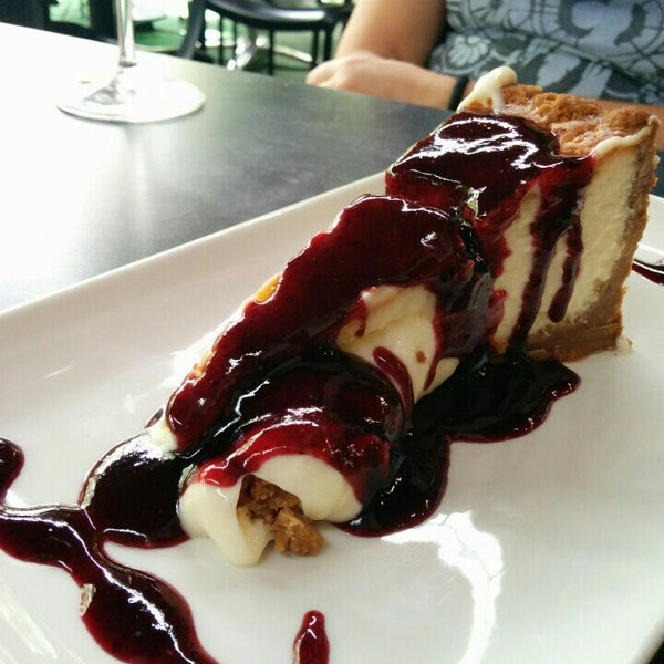 Tremenda tarta de queso