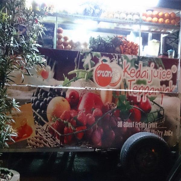 Kedai Juice Teppanyaki - Jalan Astana Anyar, Bandung