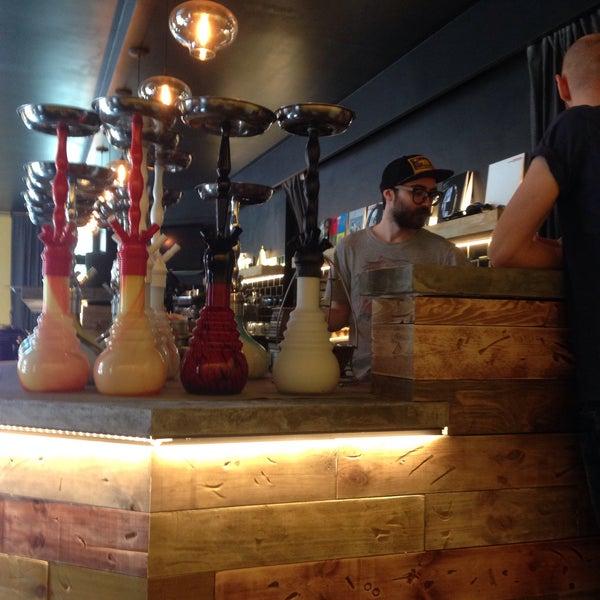 8/29/2015にNatalia K.がto.be barで撮った写真