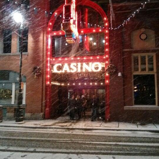Foto scattata a Greektown Casino-Hotel da Ashley M. il 2/2/2013
