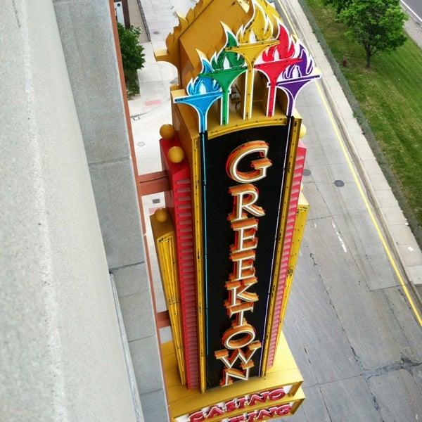 Foto scattata a Greektown Casino-Hotel da Collyn il 5/22/2013