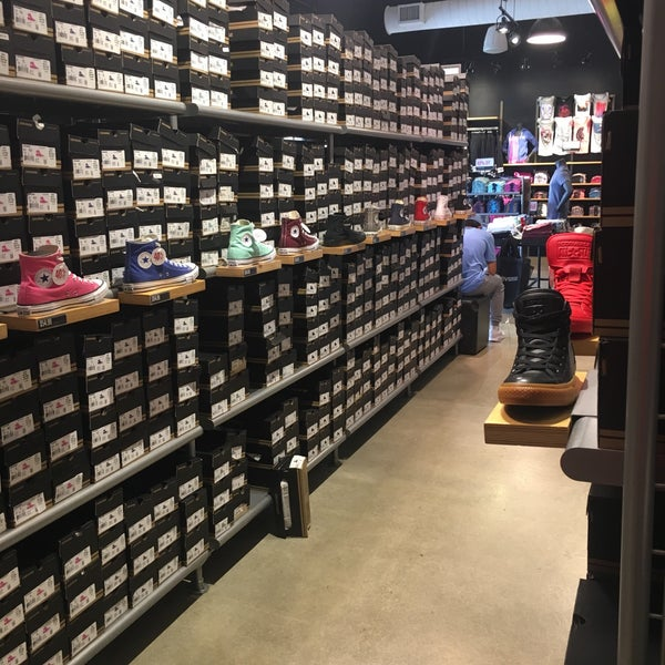 5a88f4b5e33d Photo taken at Converse Factory Outlet by Jay V. on 4 13 2017