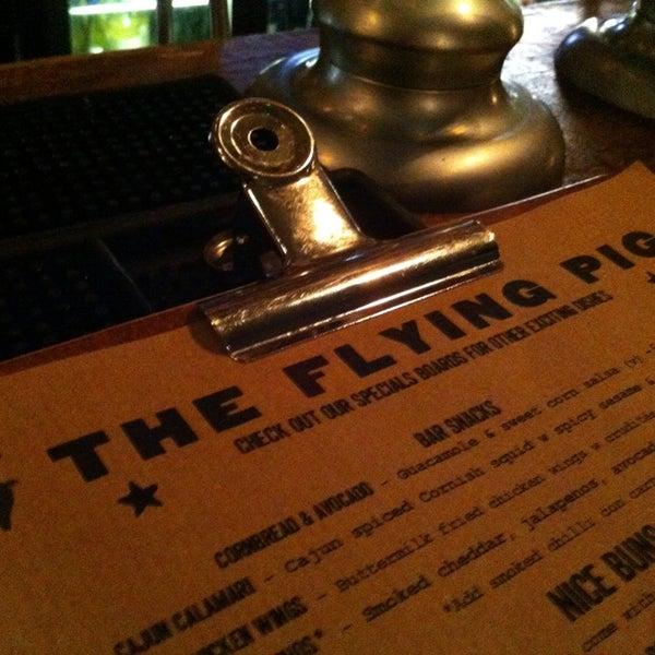 Foto tomada en The Flying Pig por Basilio P. el 3/6/2014