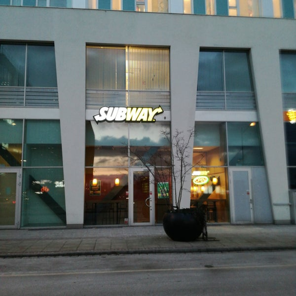 Subway Limhamn