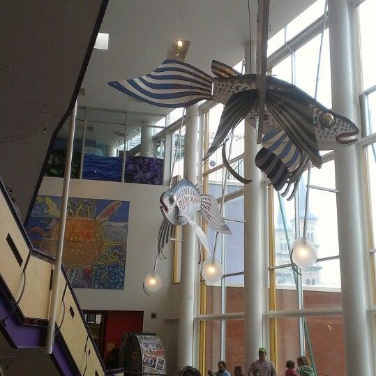 Снимок сделан в Minnesota Children's Museum пользователем MJ B. 3/9/2013