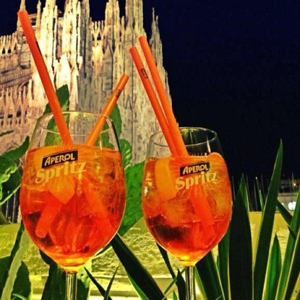 Foto Di Terrazza Aperol Cocktail Bar In Duomo