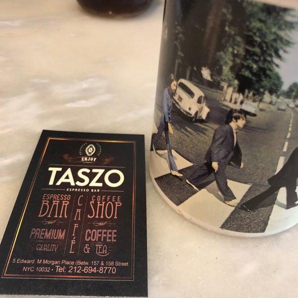 9/19/2018にMason .がTaszo Espresso Barで撮った写真