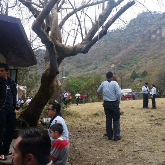 รูปภาพถ่ายที่ Campo Escuela Scout Meztitla โดย Miguel Andrés L. เมื่อ 3/15/2015