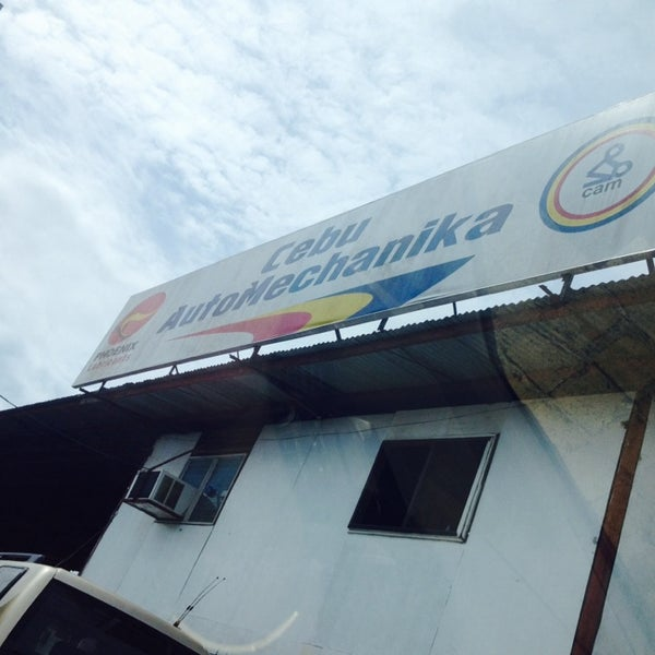 cebu automechanika - Automotive Shop in Mandaue city