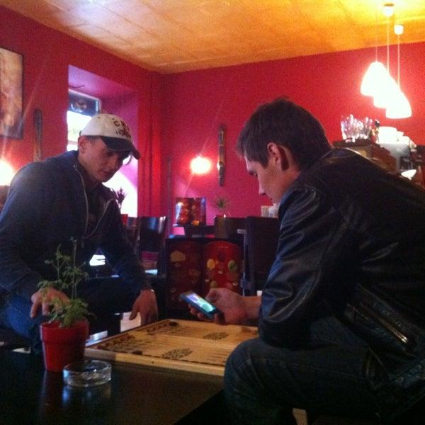 Das Foto wurde bei Кафе-кальянная Шива von GregoryS3 am 11/3/2013 aufgenommen