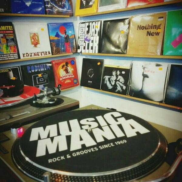10/23/2015에 Diederik D.님이 Music Mania에서 찍은 사진
