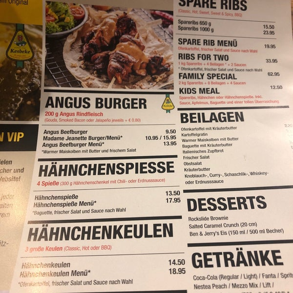 spare ribs express nürnberg
