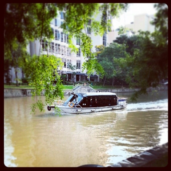 Foto diambil di Singapore River oleh Alan L. pada 5/1/2014