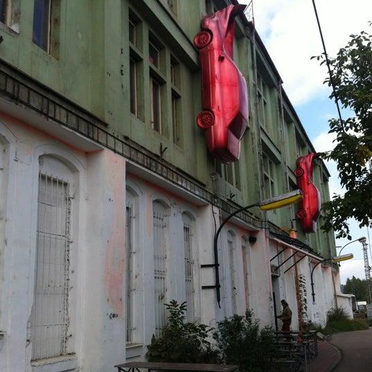Foto scattata a MeetFactory da Sébastien J. il 10/9/2012