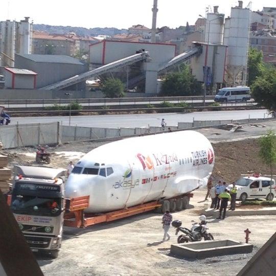 6/20/2013에 Mesut O.님이 KidZania İstanbul에서 찍은 사진