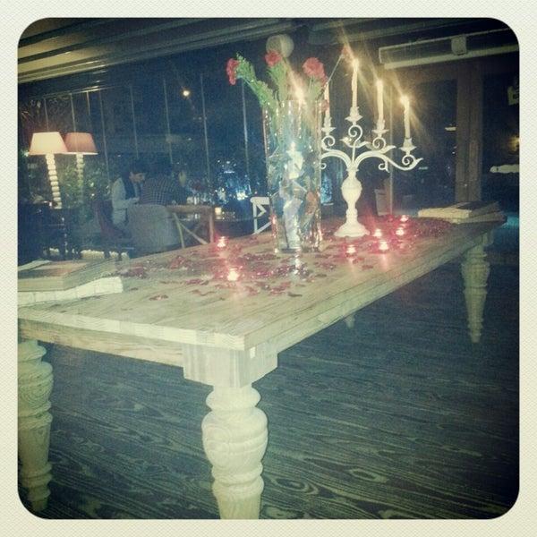 2/17/2013 tarihinde dilşah k.ziyaretçi tarafından Eat'n Joy Mangal'de çekilen fotoğraf