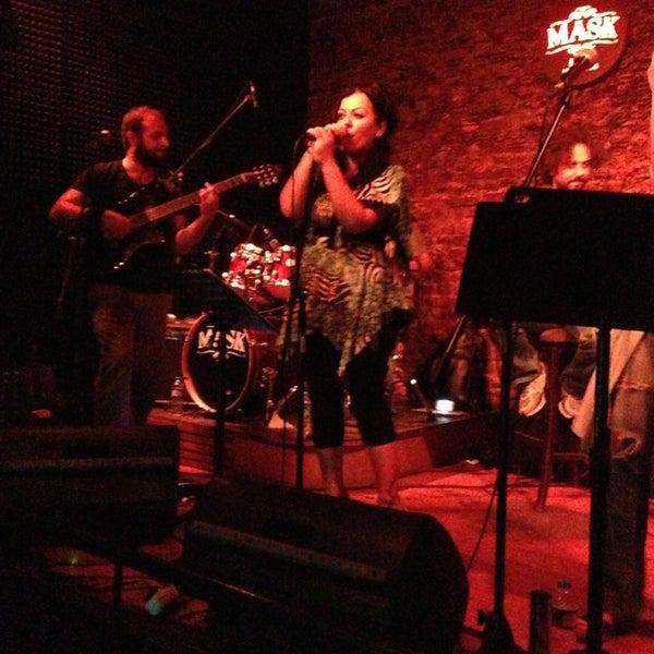 Foto diambil di Mask Live Music Club oleh Özlem pada 7/11/2013
